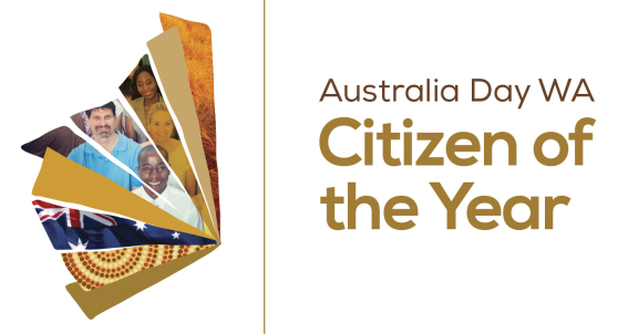Citizen of the Year Award logo