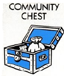 Community Chest logo