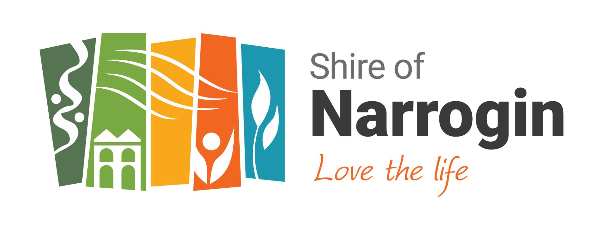 Shire of Narrogin logo