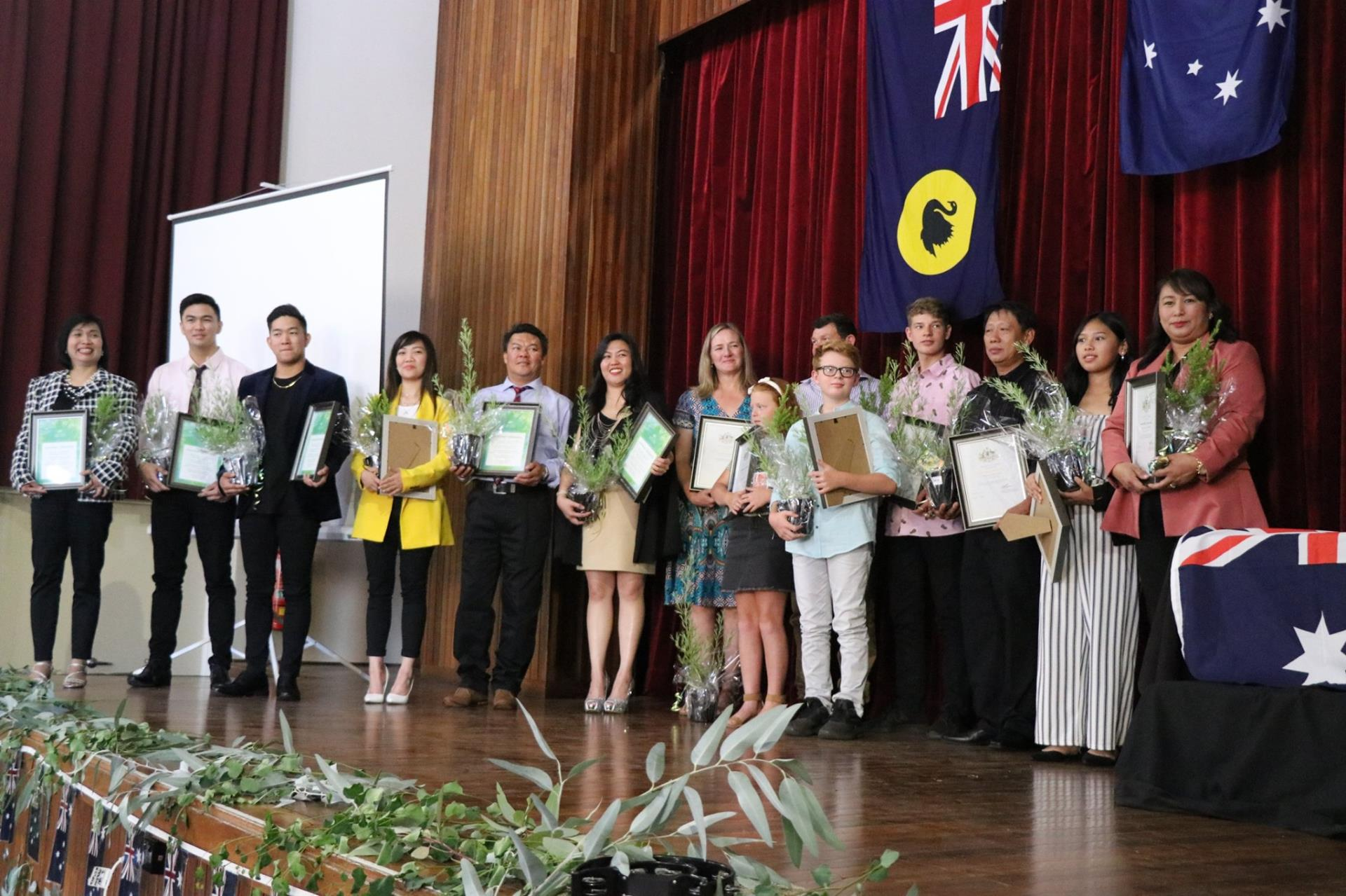 Picture of New Australian Citizens