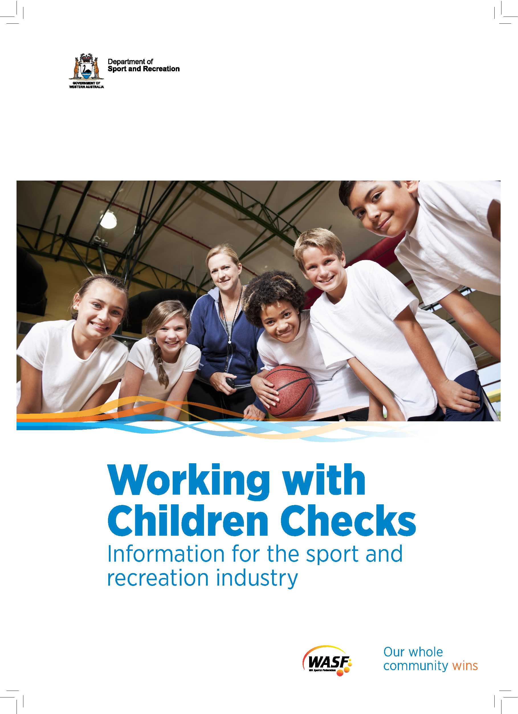 Working with Childrens Check