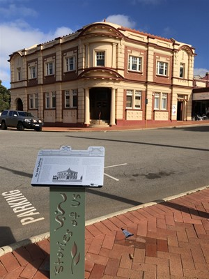 Stories of Us: The Narrogin - 25. The AMP Building: A gorgeous old