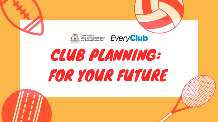 Club Planning: For Your Future