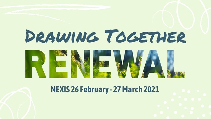 Drawing Together: Renewal exhibition