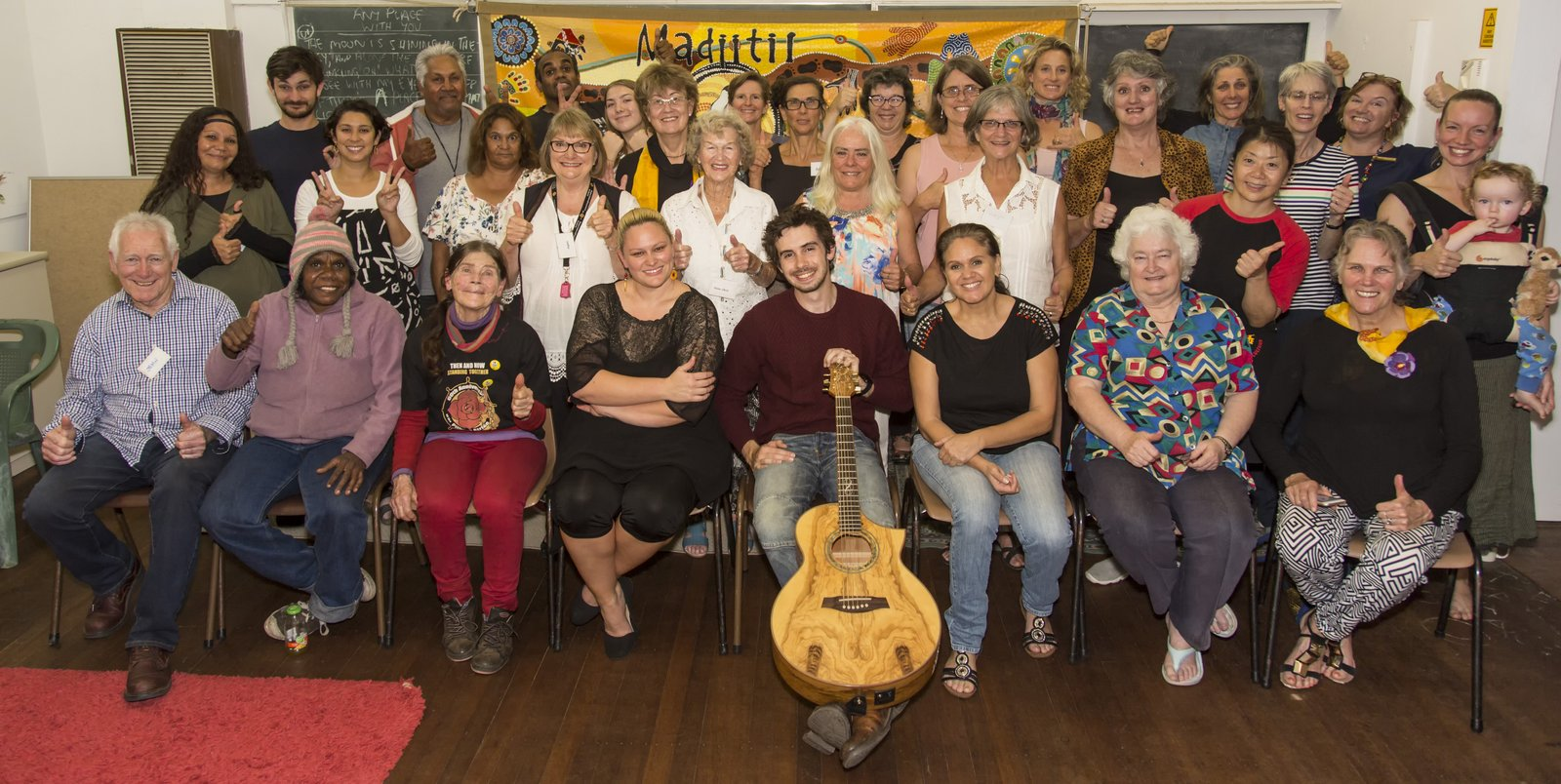 Madjitil Moorna Music and Story Workshop
