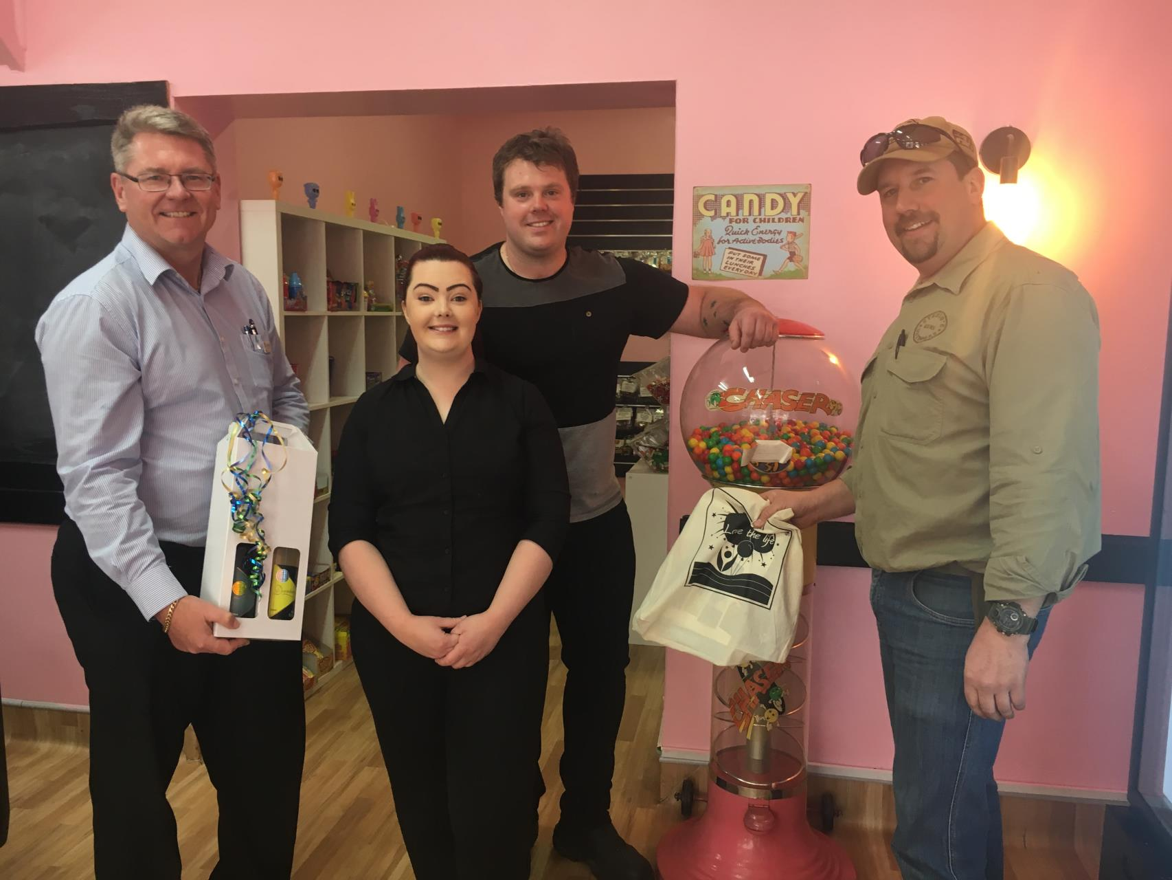 More New Business Confidence in Narrogin - AJs Diner & Lolly Shop