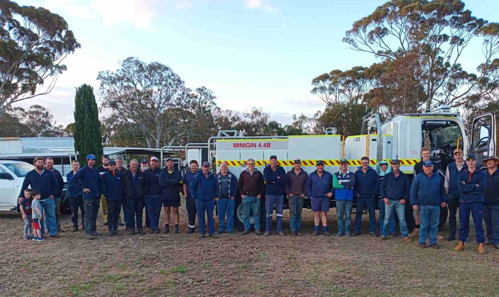 State Government Provides Narrogin with $185k for Fire Mitigation Programs