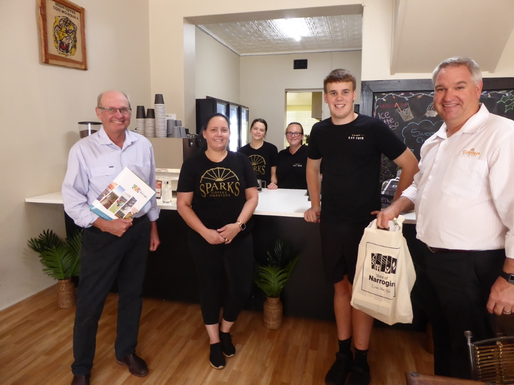 Narrogin Welcomes Est 1978 the Latest Addition to CBD