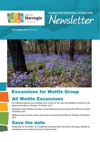 Narrogin Regional Homecare Newsletter