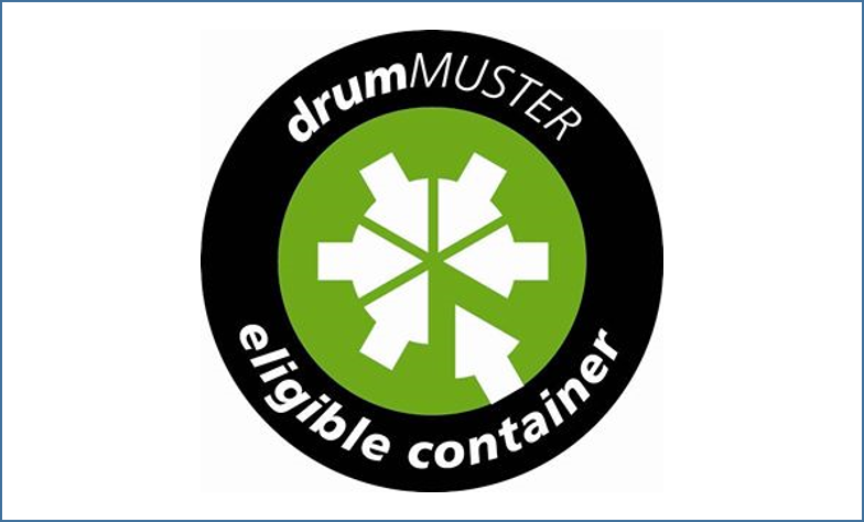 drumMUSTER ChemClear collection of unwanted chemicals