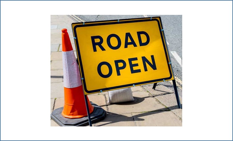 Whinbin Rock Road - Reopened