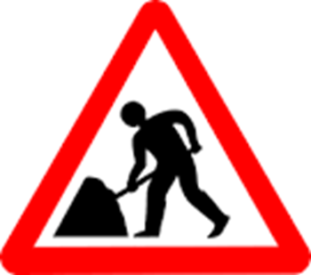 ** ROAD WORKS  14 - 20 April 2018**