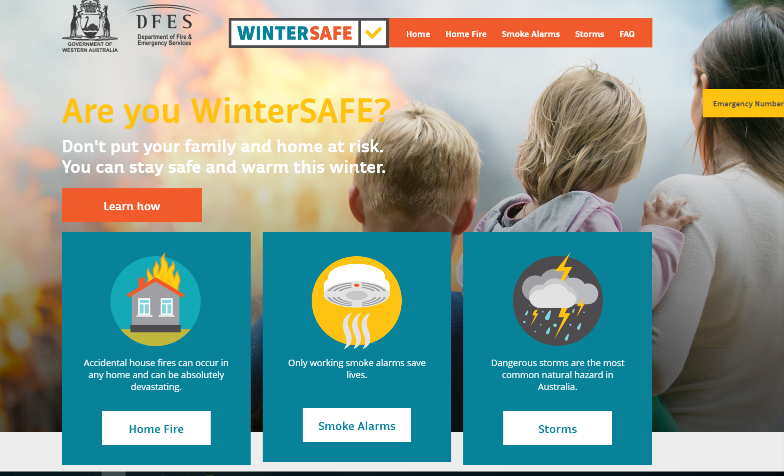 Are you Winter Safe