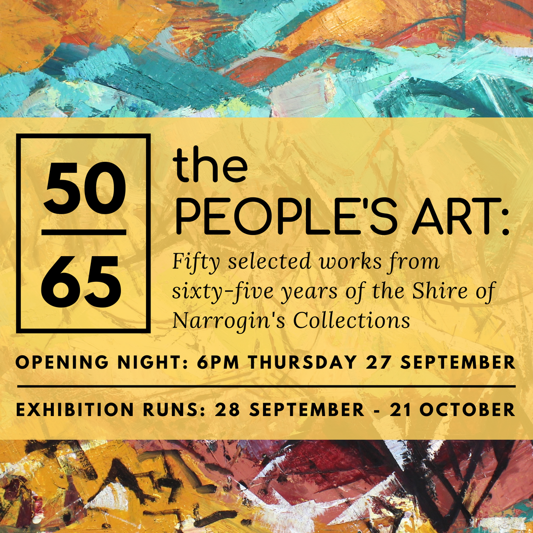 The People's Art: 50/65